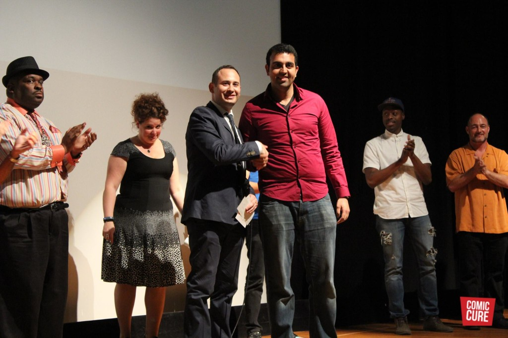 Fasil Malik Winner of the 2016 Coral Gables Comedy Festival at the University of Miami