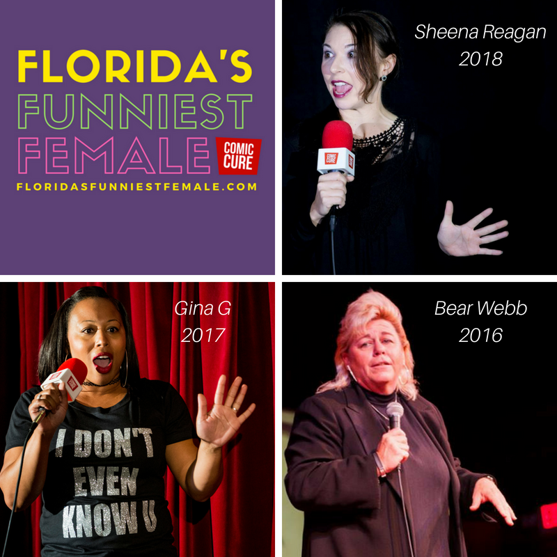 Floridas Funniest Females 2016-18