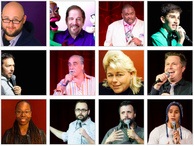 Comic Cure Booking Comedians Miami