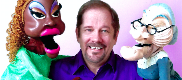 Jerry Halliday Puppet Comedian