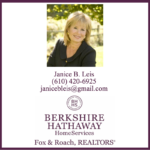Janice B Leis Real Estate Agent