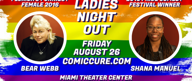 Ladies Night OUT with Bear Webb and Shana Manuel