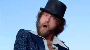 Josh Blue Comedian with Cerebral Palsy