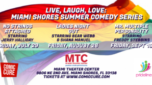 Live Laugh Love Miami Shores Summer Comedy Series