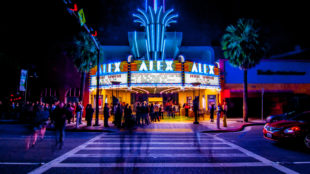 Alex Theatre Downtown Glendale