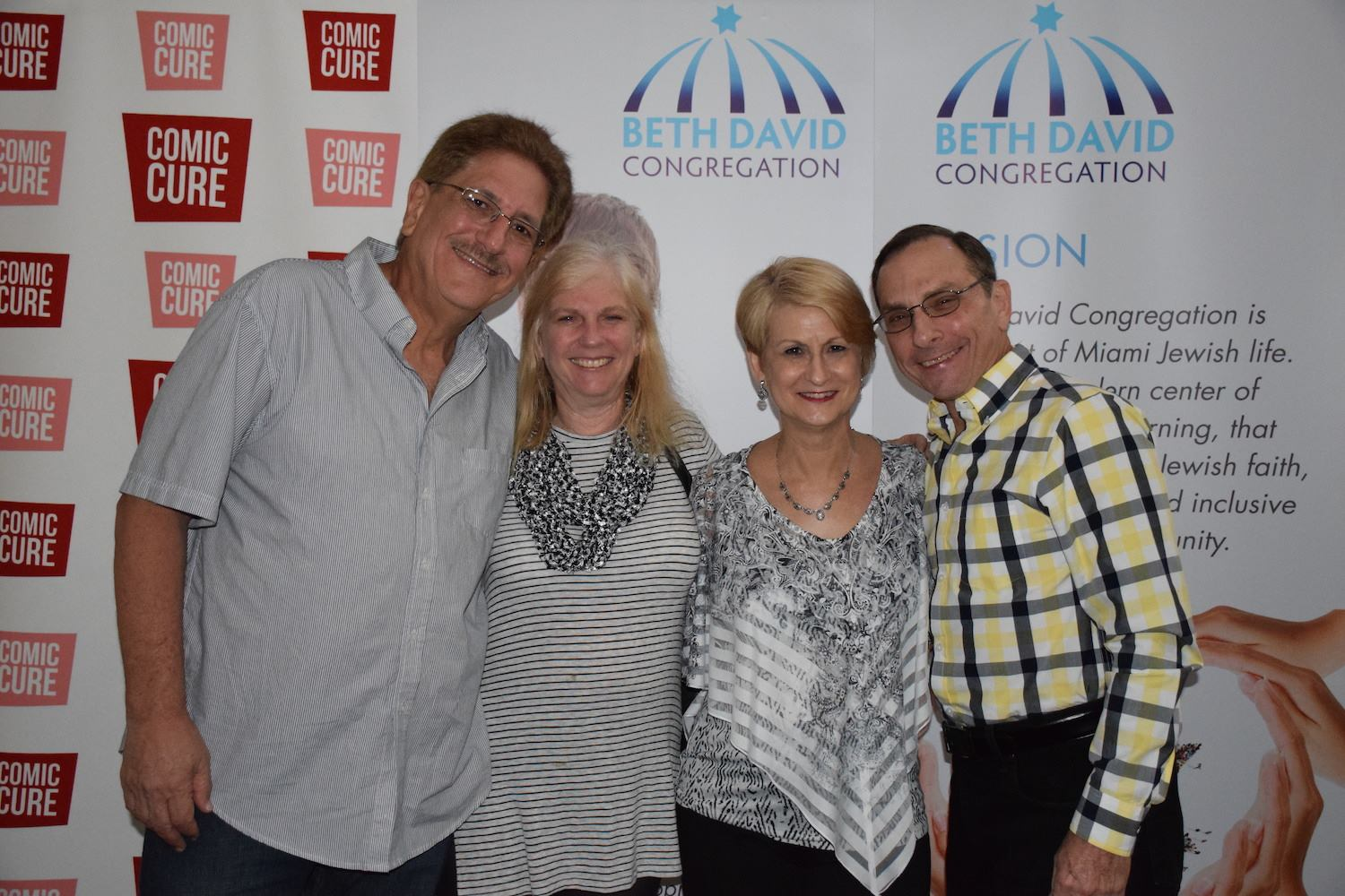 Jewish Comedy Tour – Beth David Congregation