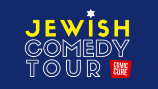 Comic Cure Jewish Comedy Tour