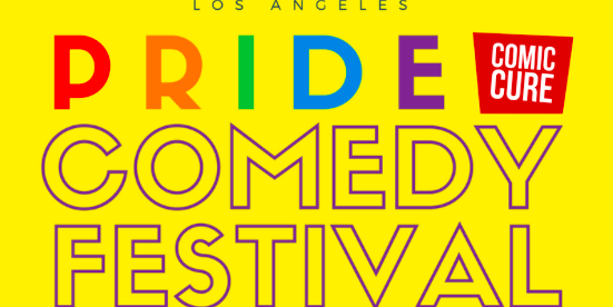 2017 Pride Comedy Festival Los Angeles