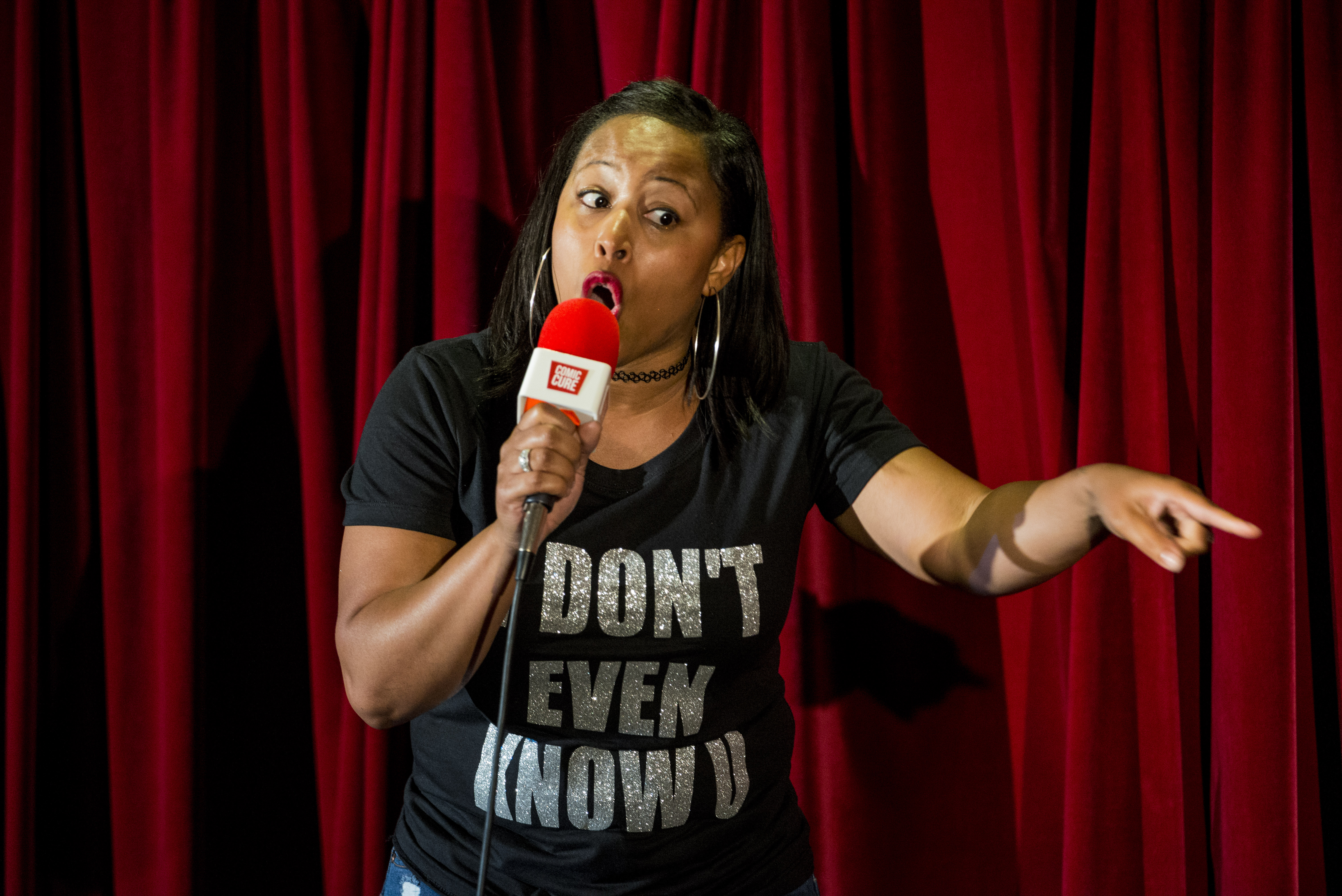 FLORIDA'S FUNNIEST FEMALE 2017 – Gina G Too Funny