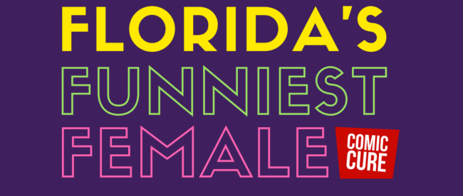 Florida's Funniest Female Banner