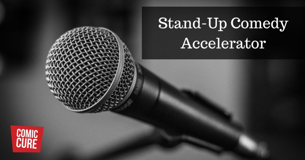 Stand-Up Comedy Accelerator