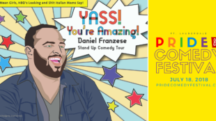 Pride Comedy Festival 2018 - Fort Lauderdale