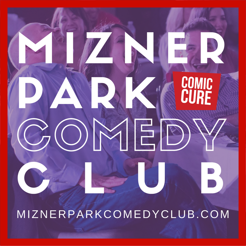 Mizner Park Comedy Club - Laugh