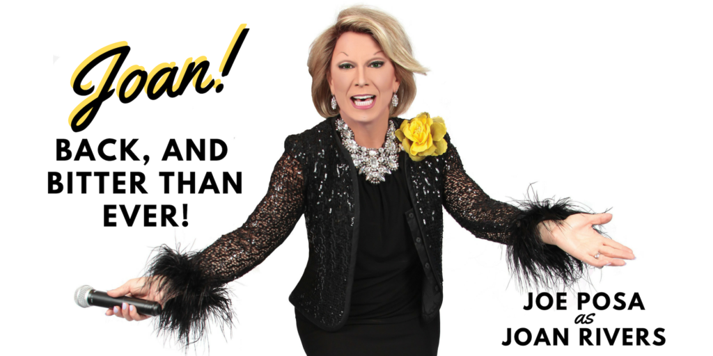 JOAN - Back and Bitter than Ever