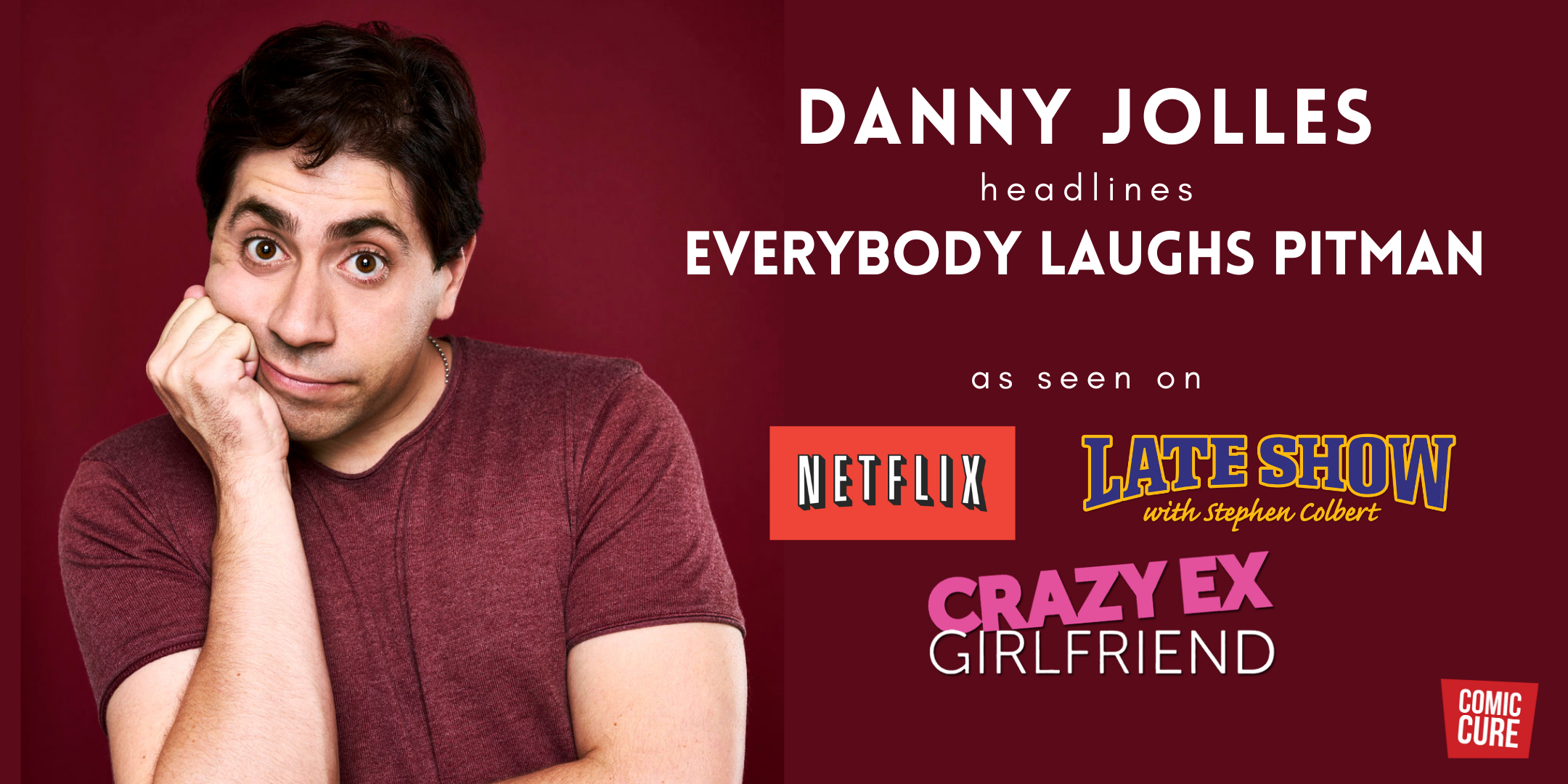 Sat. Oct. 10 – Danny Jolles in South Jersey